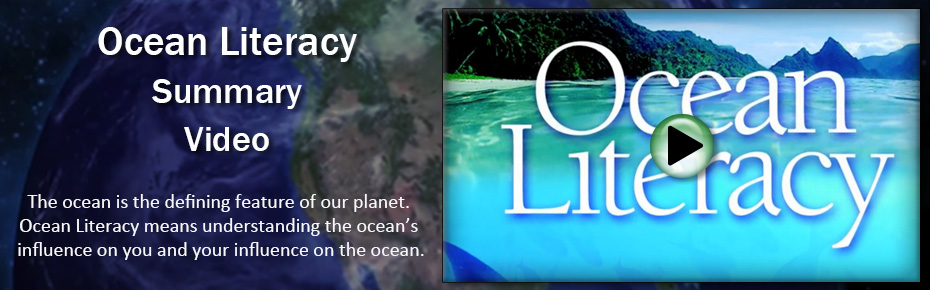 College of Exploration - Ocean Literacy