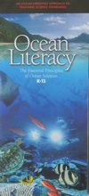 Cover of the Ocean Literacy: The essential principles of ocean sciences K-12