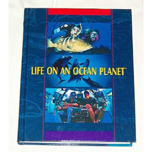 Cover of the NMEA Life on an Ocean Planet textbook from Current Publishing.