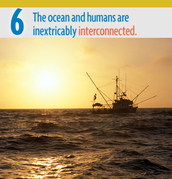 Ocean Literacy Principle #6