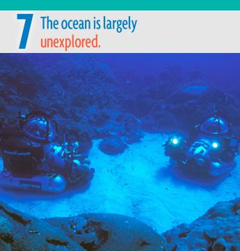 Ocean Literacy Principle #7