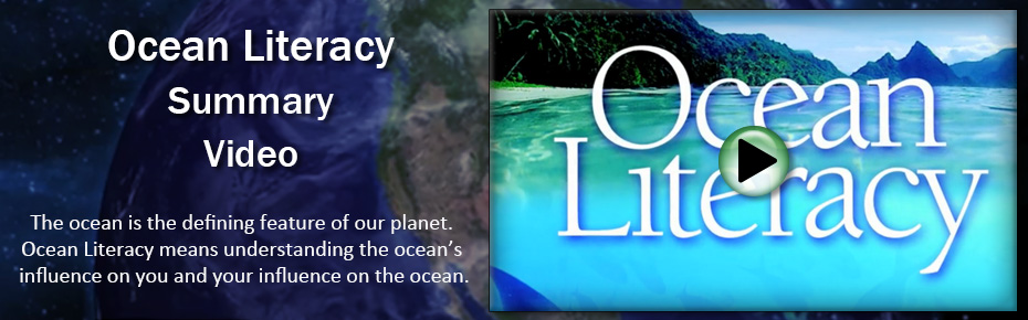 Ocean Literacy - Summary 2012